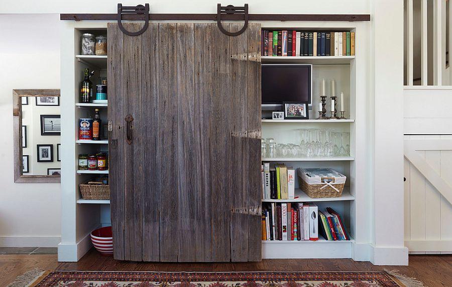drzwi przesuwne biblioteka