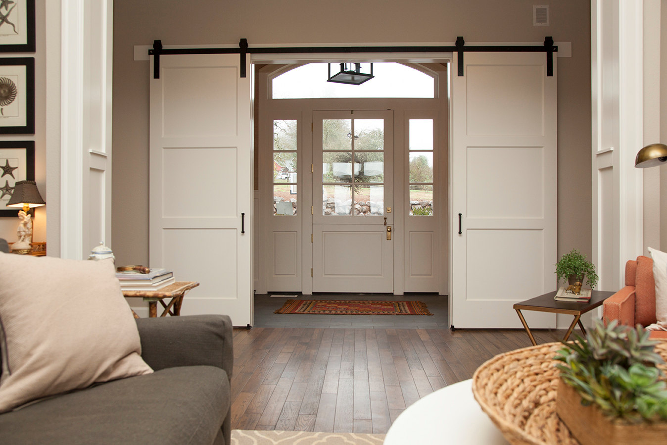Systemy do drzwi przesuwnych przegl d mo liwo ci - How to hang interior french doors ...