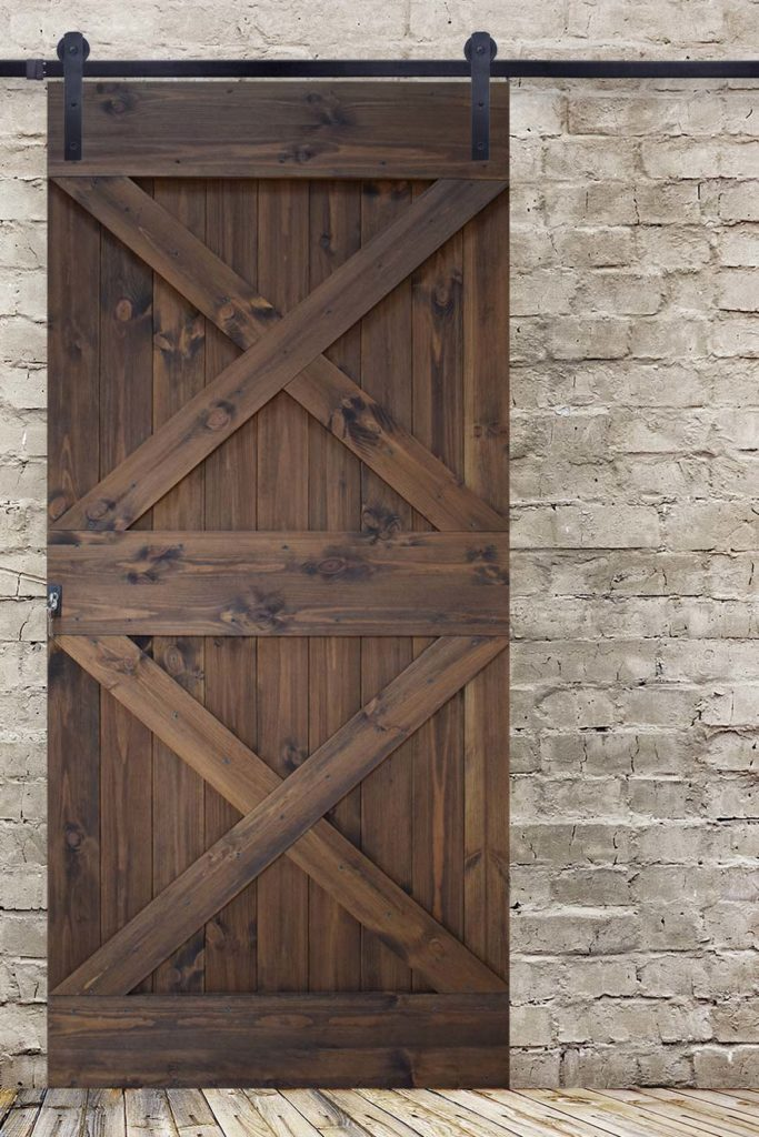 Drzwi suwane, model DUET