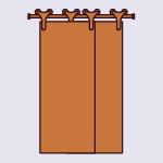 system drzwi przesuwnych naprzemiennych bypass