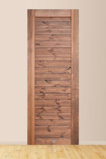 Drzwi LINJE orzech (80 x 210)